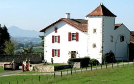 A 2 pas de Biarritz : Confortable maison de caractère sur les côteaux du Pays Basque 6 à 10 personnes