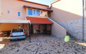 Appartement pour 2 personnes à Fažana