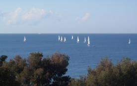 Vue imprenable sur la baie de Cavalas