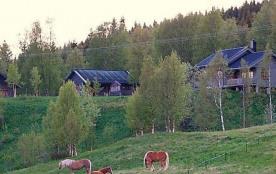 Maison pour 3 personnes à Nordli