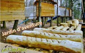 jardin d'aventure lac'cro parc