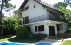 Villa 7 pers avec piscine privée