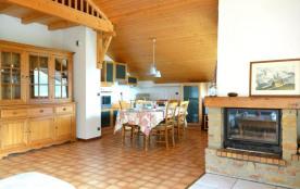 Appartement 3 pièces/mezzanine de 70 m² environ pour 7 personnes, la Résidence Le Catalpa est sit...