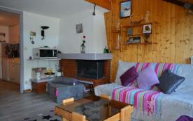 Le Grand Bornand 74 - Secteur Centre / Communaille - Résidence Beauregard 4. Appartement 2 pièces...