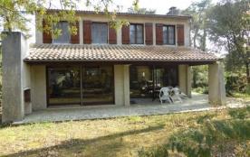 LA PALMYRE - Villa 4 chambres - Parc de la Résidence -