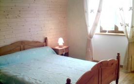 chambre étage lit 160 cm+lit bébé