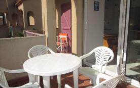 Port-Leucate (11) - Quartier naturiste - Oasis club. Appartement 3 pièces - 43 m² environ - jusqu...