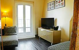 Appartement pour 2 personnes à Paris/12
