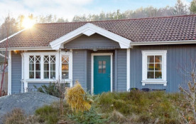 Maison pour 4 personnes à Klövedal