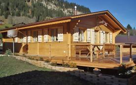 Logement pour 3 personnes à Gsteig bei Gstaad