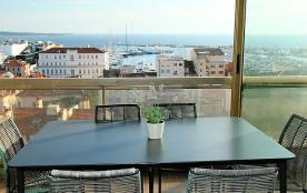 Appartement pour 3 personnes à Cannes