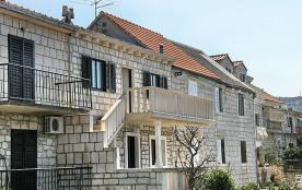 Appartement pour 2 personnes à Brač/Povlja