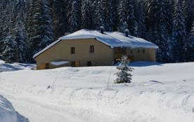 Ferme rénovée, à Chapelle des Bois (Doubs), 6 ou 10 personnes