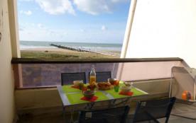 Résidence Marina 2 - Appartement 1 pièce + coin nuit, vue imprenable sur mer.