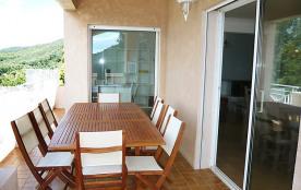 Maison pour 6 personnes à Saint Cyr/La Madrague
