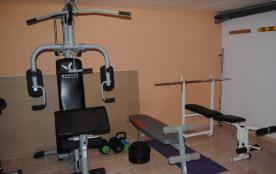 Accès salle de sport en supplément