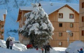 Les chalets de superd heliantheme
