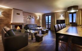 Résidence Hermine - Appartement 3 pièces  6 personnes mezzanine 60 m2