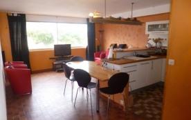 Banyuls sur Mer (66) - Quartier Port de plaisance- Résidence Castell Bear. Appartement 3 pièces -...
