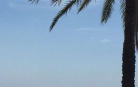 Bord de mer Cagnes sur Mer
