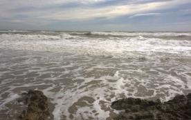 Location villa dans lotissement très calme, à 50 mètres de la plage - Saint Pierre la Mer