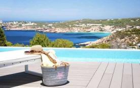 Villa de luxe, 6 chambres à Cala Moli, Ibiza