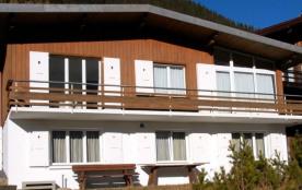 Appartement pour 3 personnes à Mürren-Gimmelwald