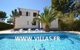 Villa GX Cardo. Spacieuse villa indépendante avec piscine privée pouvant accueillir jusqu'à 11 pe...