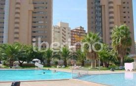 IB-924 - Appartement pour 2 à 4 personnes avec véranda ou terrasse ouverte idéalement situé sur l...