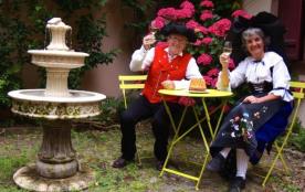 City Break avec Jardin secret au coeur de Ribeauvillé - Ribeauvillé