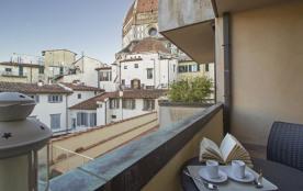 Duomo View - Studio apartment Florence near Duomo
