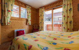 Chambre avec balcon (lits doubles)