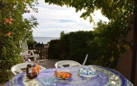 Résidence Les Coteaux de Saint Clair - Appartement studio avec terrasse vous offre une vue except...