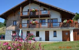 gîte 3 personnes vue montagne - La Bresse