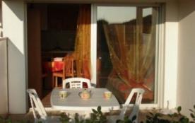 Appartement de 30 m² environ pour 4 personnes située en front de mer, dans le quartier tranquille...