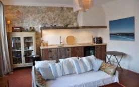Salon confortable - Ecran plat - hifi