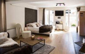 Appartement avec spa Privatif à Dijon