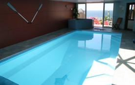 villa en  front de mer avec piscine chauffée.... - Moelan sur Mer