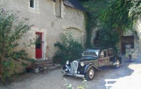 maison médiévale proche chateau de Chenonceau et zoo de beauval - Chissay-en-Touraine