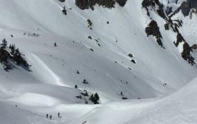 vue ski de randonnée