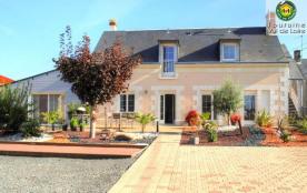 Gîtes de France Le Berlot. Une adresse idéale pour un séjour de détente et de relaxation en Toura...