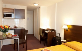 Adagio access Aparthotel Saint-Denis Pleyel - Appartement Studio 2 personnes