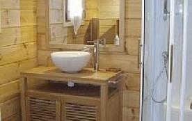 Salle d'eau Etage - WC séparés - Machine à laver