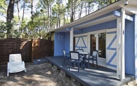 Euronat, Village de Vacance et centre naturiste, à Grayan l'Hopital en Gironde (sud-ouest) de la France, vous propose...