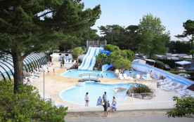 Camping Moteno - MH Jacinthe ECO 2Ch 4 personnes