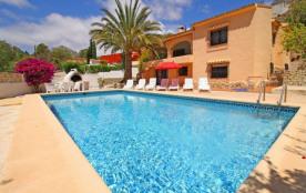 Canuta Ifach, Alonso - Logement de 140 m² confortable et vaste, avec vue sur la montagne et la pi...
