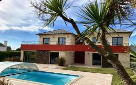 3 logements de standing avec piscine - Roscoff