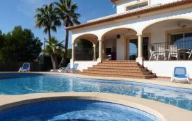 Villa de vacances à Altea avec climatisation et internet