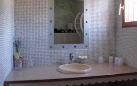 La salle de bains (douche)