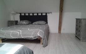 Chambre lit 140 et 90